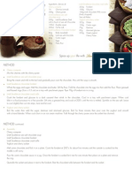 Lindt Recipes - Lindt chocolate.pdf