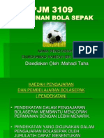 Presentation Bola Sepak (Pendekatan) Re-edit