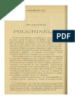 Aranzadi-Polichinelas Teatro Guiñol Para Difusion Del Euskera