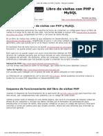 Libro de visitas con PHP y MySQL - Manual completo.pdf