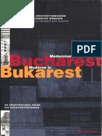 Modernism in Bucharest
