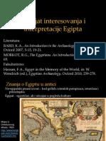 Istorijat Interesovanja i Interpretacija