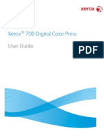 FujiXerox 700DCP User Guide