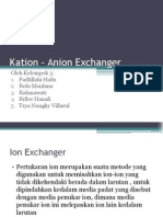 Kation – Anion Exchanger.pptx