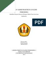 136 Nufus Dwianita - Laporan Praktikum Analisis Fisikokimia (1).pdf