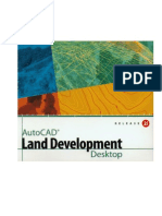 Manual AutoDesk Land DeskTop 2i