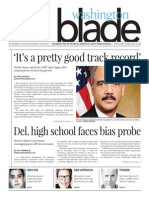 Washingtonblade.com, Volume 45, Issue 40, October 3, 2014