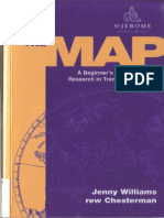 The Map, A Beginner's Guide to Doing Research in Translation Studies