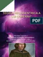 Teoria Heliocentrica a Lui Copernic