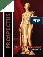 NEF Law Prospectus2014