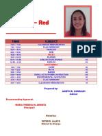 grade 1-red