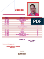 grade 3-macopa