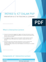 ICT in P&P