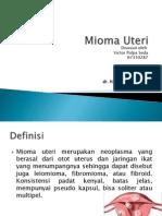 Paper Mioma Uter