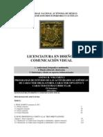 Programa de Estudio - Diseño y comunicación visual.pdf