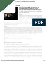 Revista Observaciones Filosóficas - Metafórica de las Esferas; Aproximación a la trilogía Esferas de Peter Sloterdijk1 como propuesta redescriptiva y metafórica del espacio.pdf