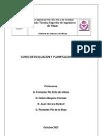 Evaluacion y planificacion minera