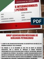 Organismos Internacionales del Petroleo.pptx