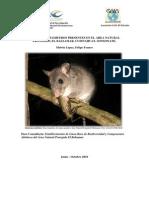 ANEXO 5 esudio de mamiferos presentes el Balsamar el salvador.pdf