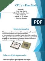 Fallas del CPU y la Placa Madre.pptx