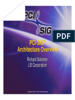 PCI SIG Arch Overview