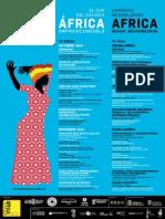 Cartel de las Jornadas Pamplona 2014