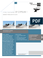 Future of Gypsum Brochure