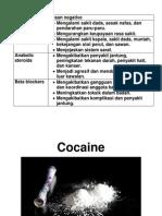 Jenis dadah