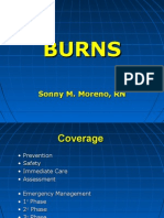 Burns Lecture