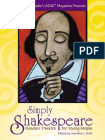 R and J Teacher Simply Shakespeare