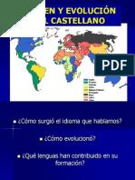 ORIGEN Y EVOLUCIÓN DEL CASTELLANO_1415.ppt