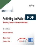 Rethinking the Public Interest