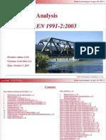 16. Eurocode Train Load