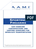 SAAMI ITEM 203-Sporting Firearms