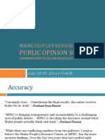 MPRC Poverty Poll