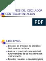 2.1 PRINCIPIOS DEL OSCILADOR CON REALIMENTACIÓN.pptx
