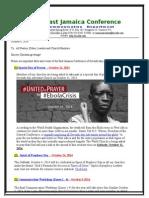 Communication -Advisory #195 for October 4 -2014