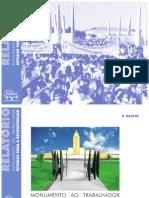 Relatório Monumento ao Trabalhador-Estudos para Reconstrução