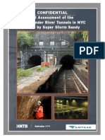 NYC Tunnels Assessment Report