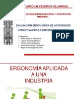Ergonomia Aplicada a una Industria 22.06.13.pptx