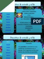 Dispositivos de entrada y salida.pptx