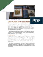 LAST FLIGHT OF THE HEYFORD K6875