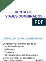 VENTA DE VIAJES COMBINADOS2003.ppt