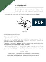 Amigdala - Exercitii Pentru Stimulare Inainte Pentru Energii Pozitive