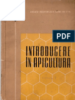 Introducere in Apicultura - Ciclul I - 1961 - 43 Pag