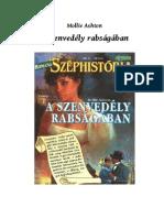 Romana Széphistória 1994 01 Mollie Ashton - A Szenvedély Rabságában