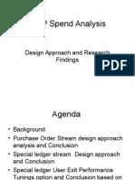 PTP Spend Analysis