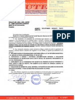 Oficio 220-2014 SUTEP-MINEDU