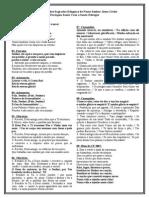Folheto de cantos 2 Quaresma.doc
