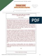 Instrucciones para subir una escalera - Julio Cortázar - Ciudad Seva.pdf